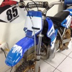 #custom #graphics #graficasparamoto #polini #motocross