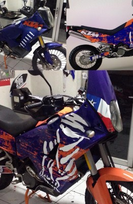 #custom #graphics #motographics #arlon  #ktm #adventure #950s #dakar #enduro #superenduro #bigtrail #chile