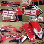 honda crf crf250x custom graphics motographics enduro motocross Graficas personalizadahellip