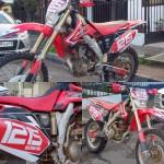 crf250x honda enduro motocross custom motographics graficasparamoto